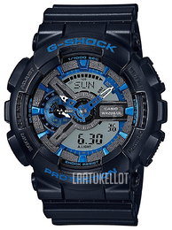Casio G-Shock Monivärinen/Muovi Ø51 mm GA-110CB-1AER
