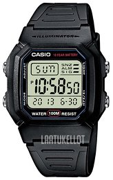 Casio Casio Collection Muovi 44.2x36.8 mm W-800H-1AVES