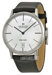 Hamilton American Classic Timeless Intra-Matic Hopea/Nahka Ø38 mm H38455751