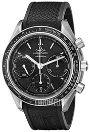 Omega Speedmaster Racing Co-Axial Chronograph 40mm Musta/Kumi Ø40 mm 326.32.40.50.01.001