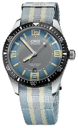 Oris Diving Monivärinen/Teräs Ø40 mm 01 733 7707 4065-07 5 20 28FC
