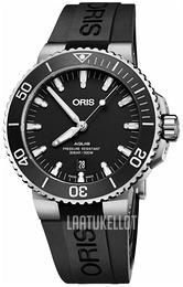 Oris Diving Musta Kumi Ø43.5 mm 01 733 7730 4124-07 4 ed646eb278