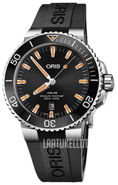 Oris Diving Musta/Kumi Ø43.5 mm 01 733 7730 4159-07 4 24 64EB