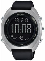 Pulsar Pulsar X LCD Kumi Ø44 mm P5A019X1 18ddee651e