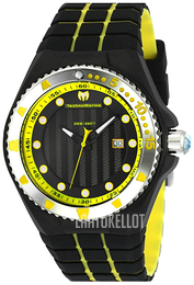 Technomarine Cruise Locker Musta/Kumi Ø45 mm TM-115218