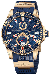 Ulysse Nardin Marine Collection Sininen/Kumi Ø44 mm 266-10-3-93