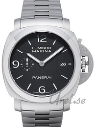 Panerai Contemporary Luminor 1950 3 Days Automatic Musta/Teräs Ø44 mm PAM 328
