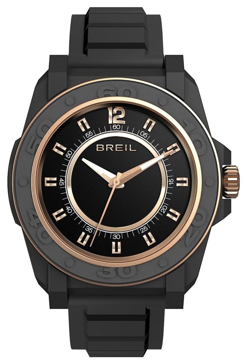 Breil Naisten kello TW0833 Musta/Kumi Ø35 mm