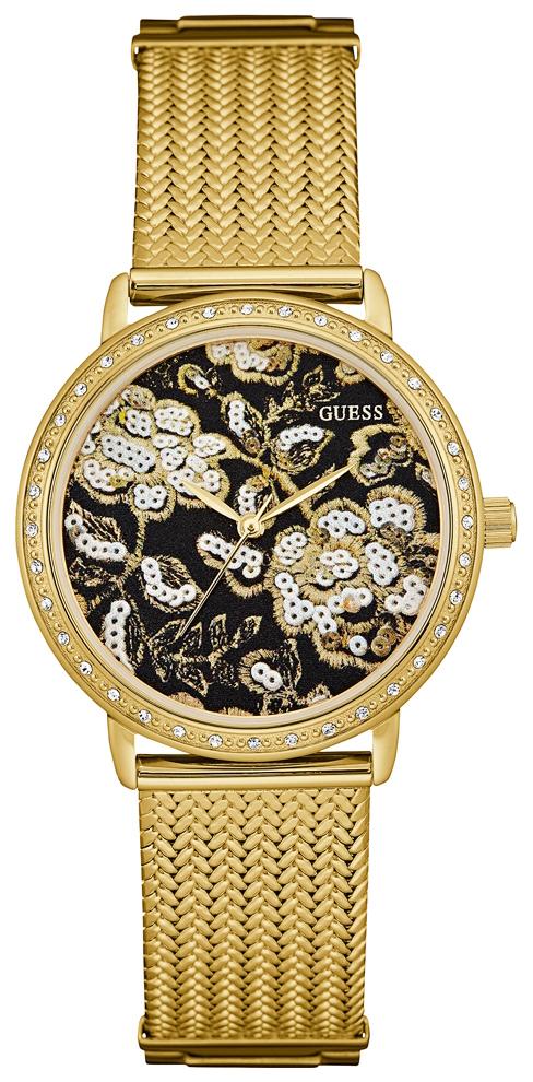 Guess Dress Naisten kello W0822L2 Monivärinen/Kullansävytetty