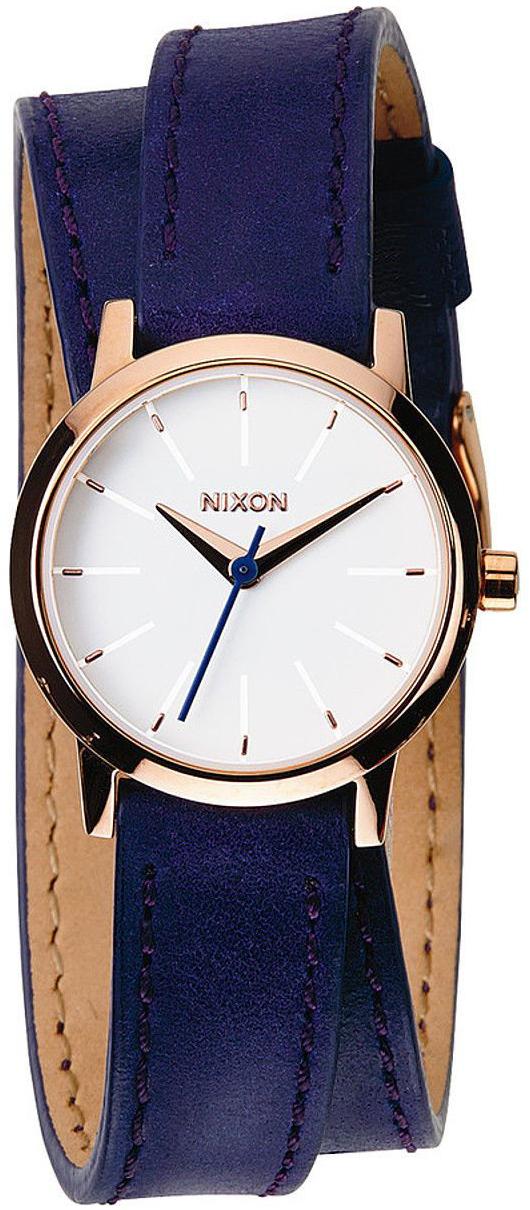 Nixon 99999 Naisten kello A4031675-00 Valkoinen/Nahka Ø26 mm