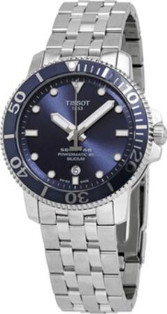Tissot Seastar 1000 Miesten kello T120.407.11.041.01 Sininen/Teräs