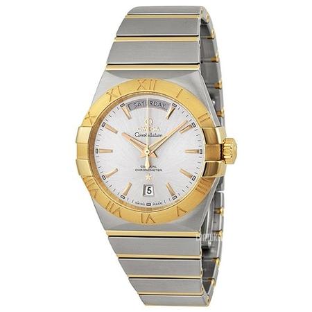 Tarjolla kohteessa Catawikin Omega-rannekellojen huutokauppa: Omega - De Ville/ Date Gents Timepiece - 1993 - Miehet - 1990-1999.