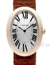 Cartier Baignoire Hopea/Nahka 34.07x44 mm