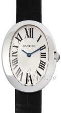Cartier Baignoire Hopea/Nahka 31.6x24.5 mm