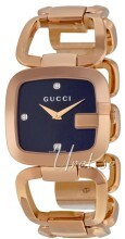Gucci G Gucci Musta/Punakultasävyinen