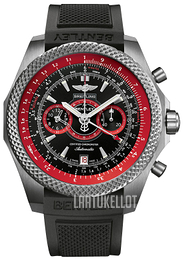Breitling for Bentley Supersports B55 Musta/Kumi Ø49 mm E2736529-BA62-220S-E20DSA.2